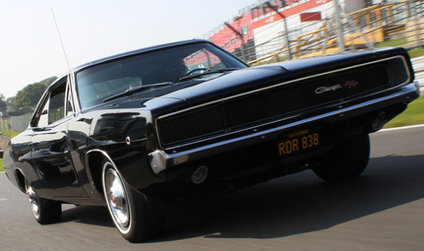 La Muscle car ultime !