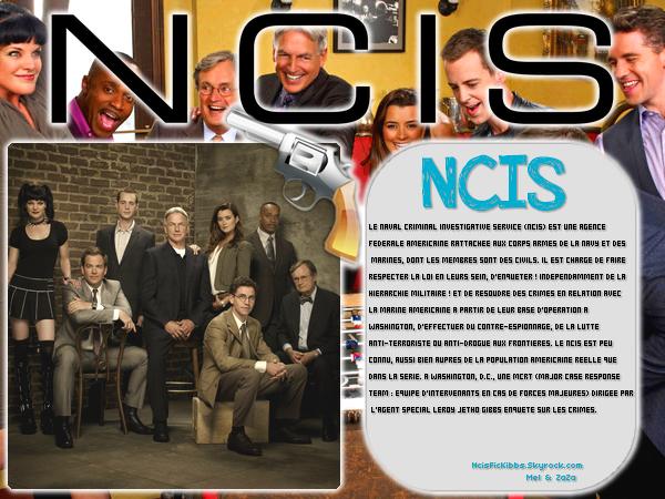 Présentation du NCIS