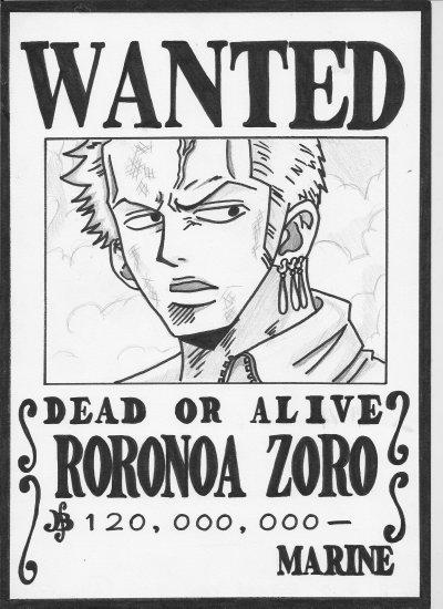 Roronoa Zoro Peace Rainbow Hapiness