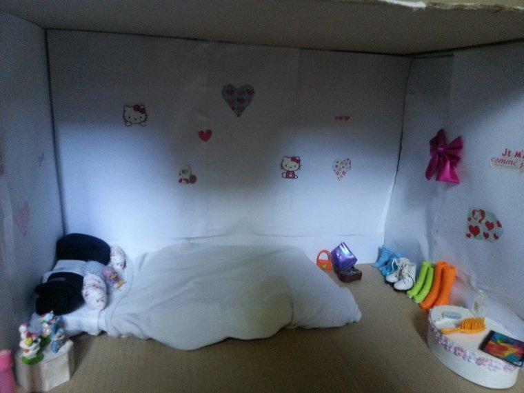 La chambre de Ever