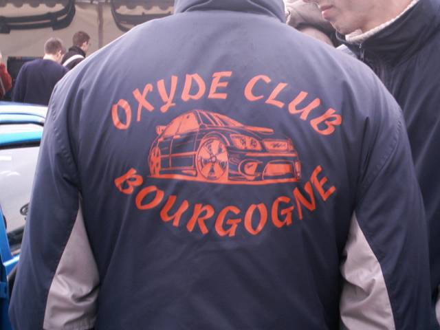 Oxyde Club Bourgogne