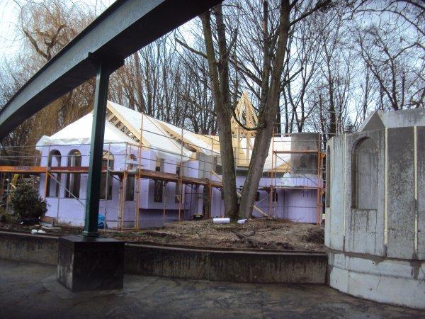 EUROPA PARK märchendorf village des contes Grim