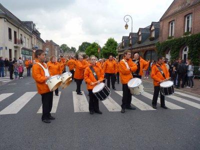 Treize Juillet à Saint Saens & Quatorze Juillet à Déville-Lès-Rouen. (Musicien uniquement ;D)