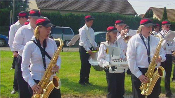 Le vingt-sept Mai 2012 à La Hay Malherbe.