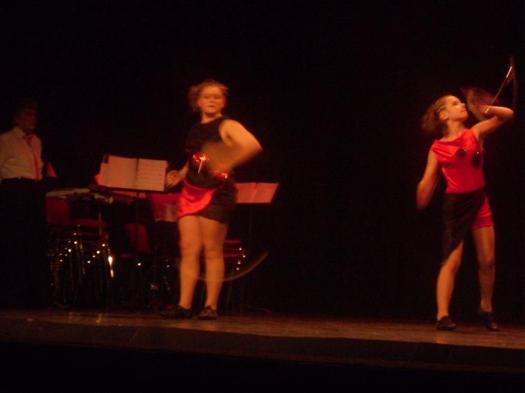 Concert de la Sainte-Cécile 2012 du réveil Dévillois (suite 2)