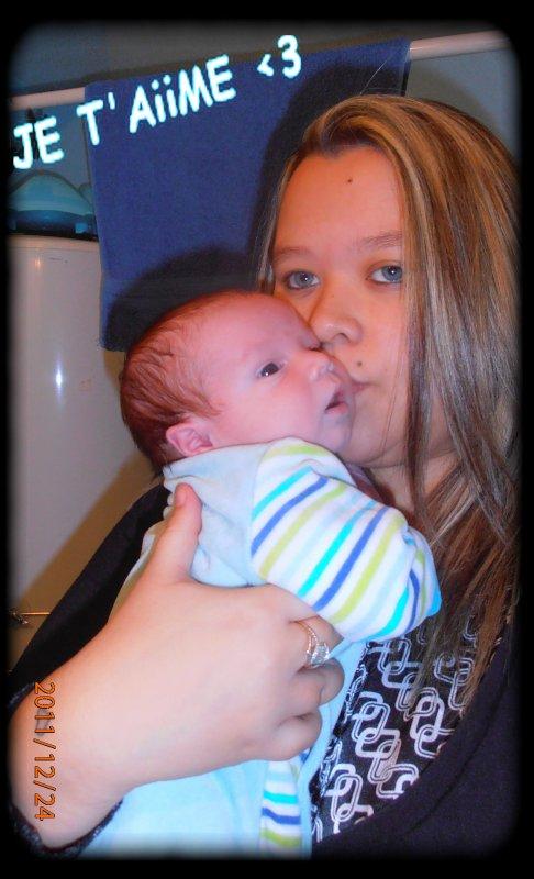 ma fille et mon petit fils jvou aime fort (l)