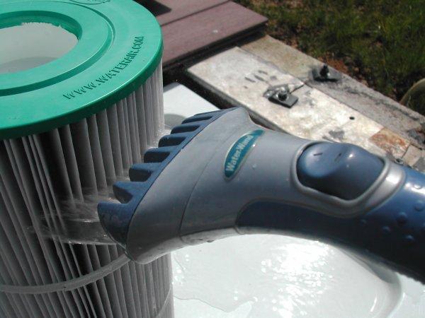 Nettoyage chimique des cartouches paulo 77 devenu paulo 17 ma piscine waterair sa - Acide chlorhydrique piscine ...
