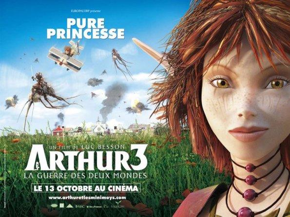 Arthur 3 au cinéma / Jacquou bientôt à la télé