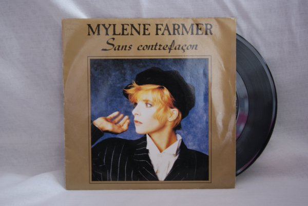 VENTE DE LA COLLECTIONS DE MYLENE FARMER /SUITE 4