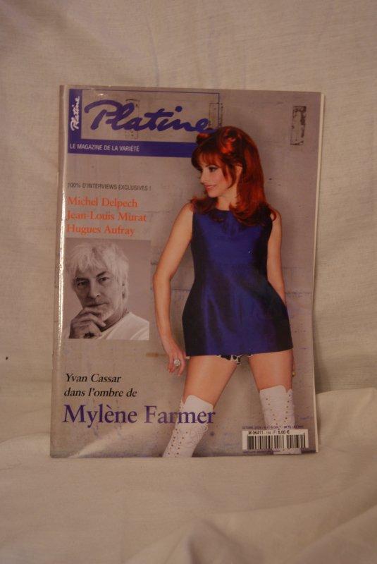 VENTE DE LA COLLECTIONS DE MYLENE FARMER /SUITE 5