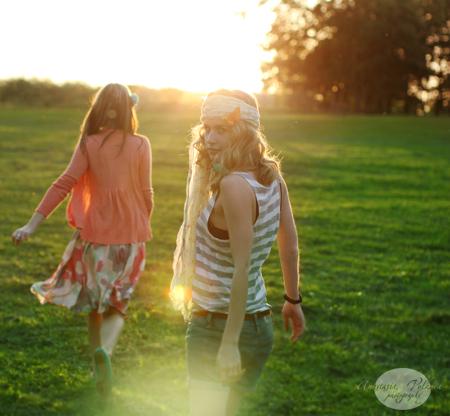 L'idéal de l'amitié c'est de se sentir un et de rester deux
