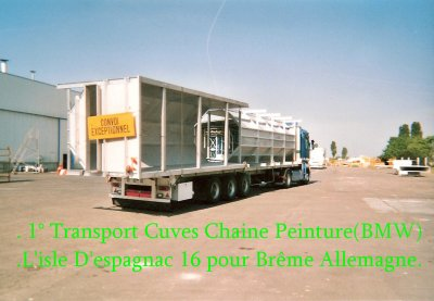 Transport ctle