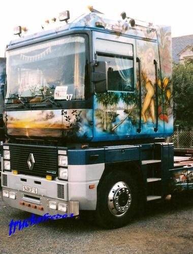 Transporteur charentais lepreux