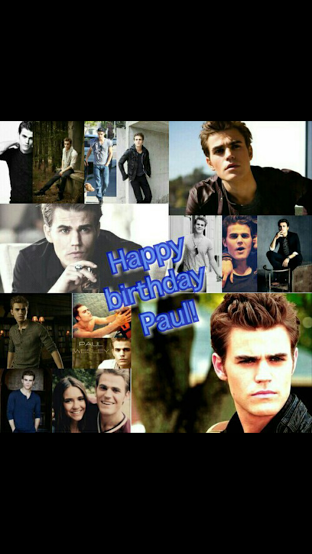 Happy Birthday Paul (Wesley) !