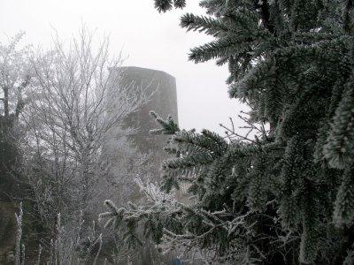 La tour d'Allex