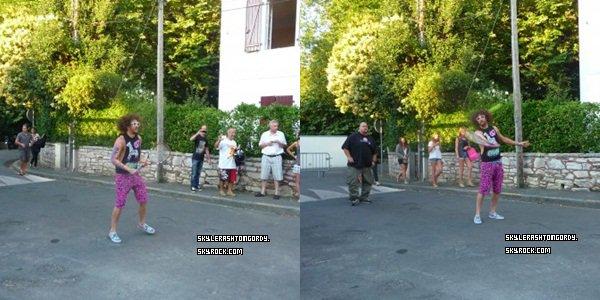 24/07/12 : aux Arènes de Bayonne