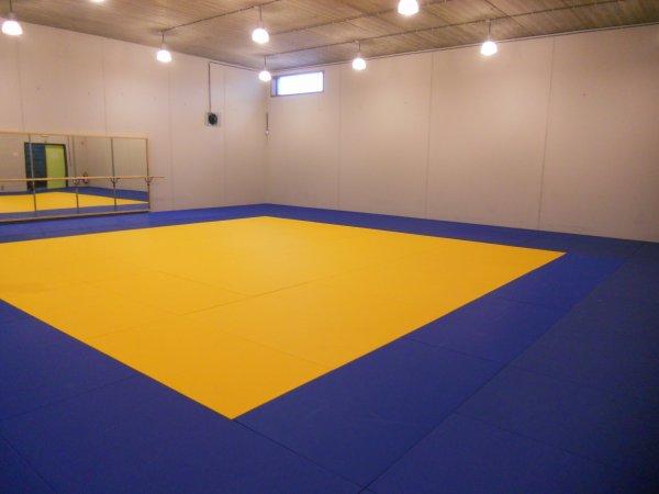 PUB... Nouveau Dojo dans la région... Judo Ippon Le Roeulx...