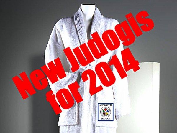 Encore une nouvelle règle d'arbitrage I.J.F. pour 2015... Nouvelles normes des Judogis