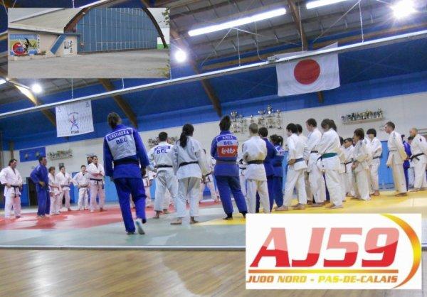 Entrainement collectif Franco-Belge d'avril organisé par l'A.J.59 de nos amis Momo et Karim à Maubeuge...