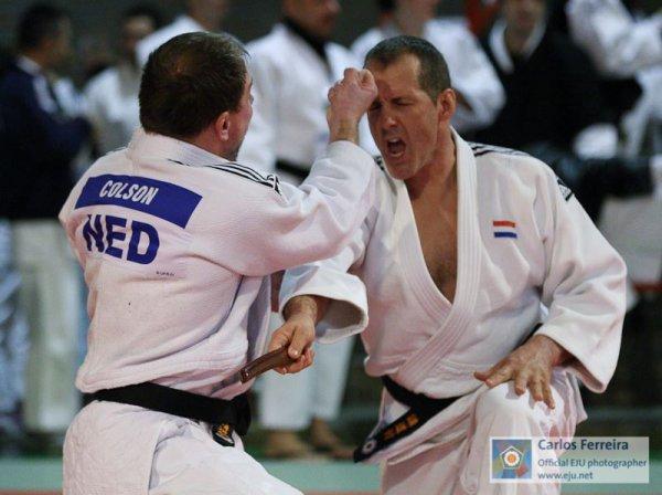 Cours Katas et techniques de la Fédération Francophone Belge de Judo en province de Hainaut...