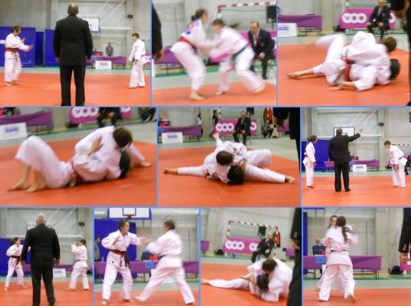 Premier Challenge International Judo Team Hermee 2014 à Hermee...en images...