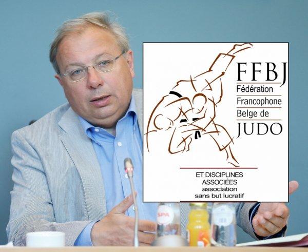 Invitation à une conférence de presse sur la construction nouveau Dojo Fédéral de la F.F.B.J.