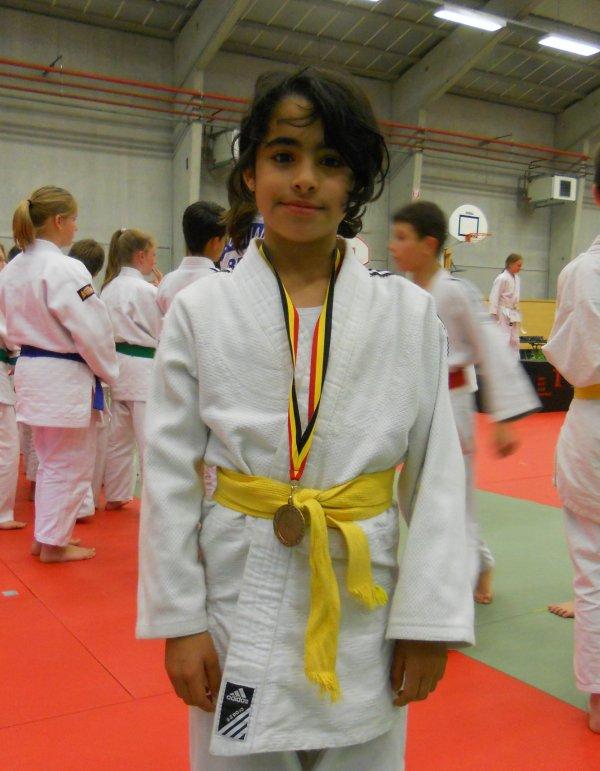 """Le Tournoi """"Rencontre Amicale 2014"""" du Judo Club Budo Neufvilles à Neuvilles"""