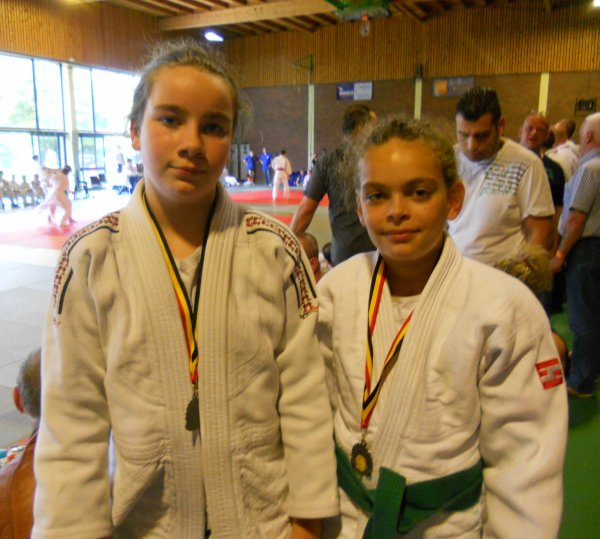 """Le Tournoi International """"Grand Prix Bois du Casier 2014"""" du Judo Club Marcinelle..."""
