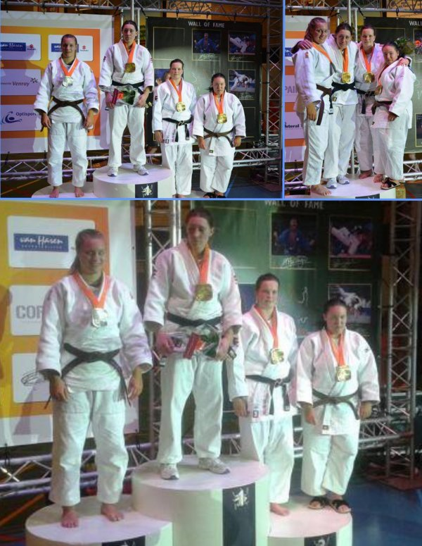 La 40 ème édition du Tournoi International Judo 2014 de Venray en Hollande...