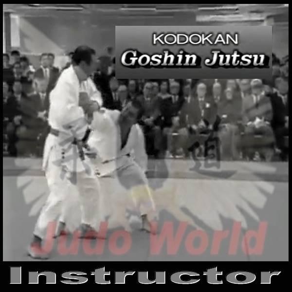 Le Kodokan Goshin Jutsu en vidéo et en document au format .PDF pour ceux que cela intéressent...