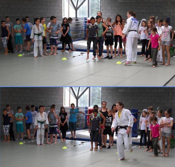 """Souvenirs du Stage """"Été Jeunesse 2014"""" au Centre de Vacances de Quaregnon..."""