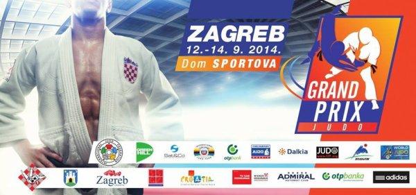 Zapping... Suivons ce week-end le parcours de nos Judokas belges à Zagreb...