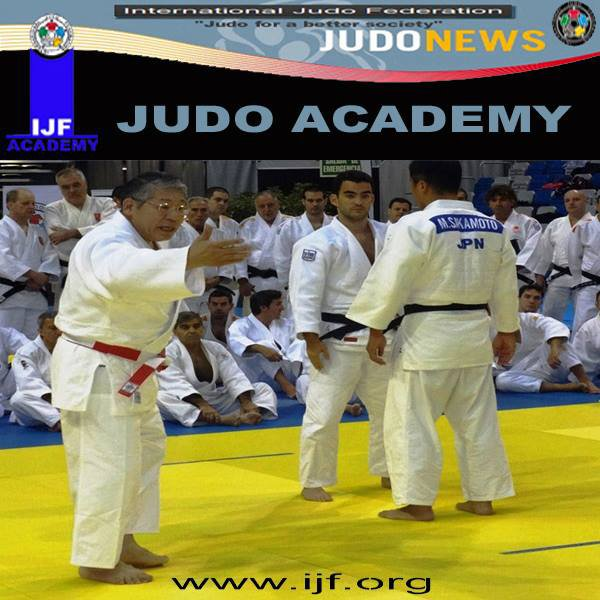 Cours de Katas et techniques de la Fédération Francophone Belge de Judo en province de Hainaut...