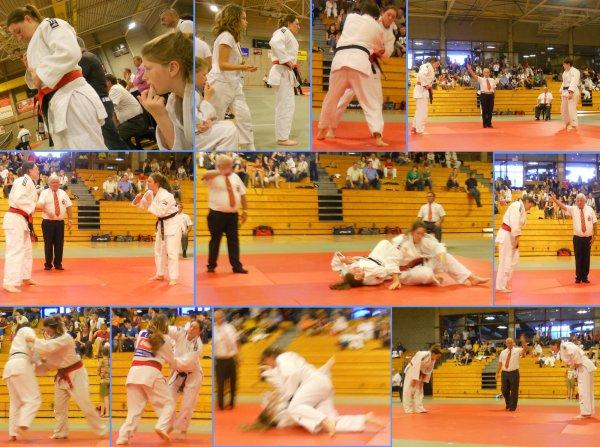 Le 32 ème Tournoi International 2014 du Judo Club Sakura Braine à Braine-l'Alleud...