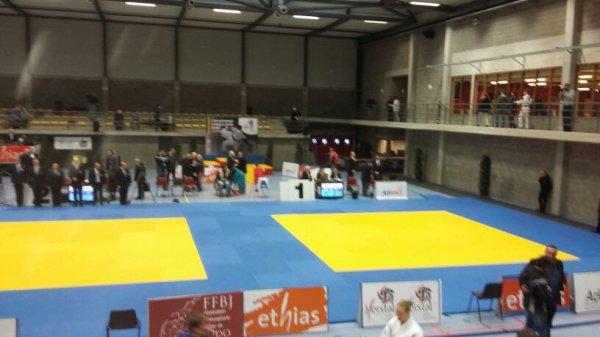 Quelques images du championnat de Belgique à herstal