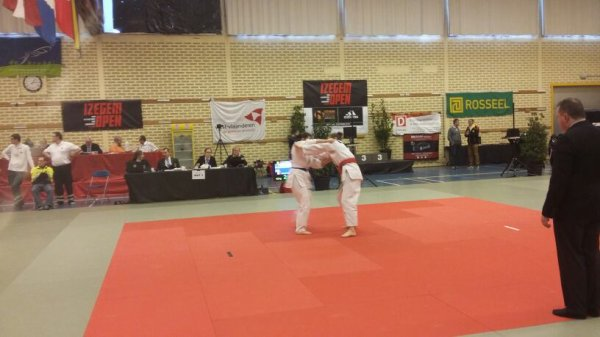 Le royal judo club Marcel clause wasmuel à izegem