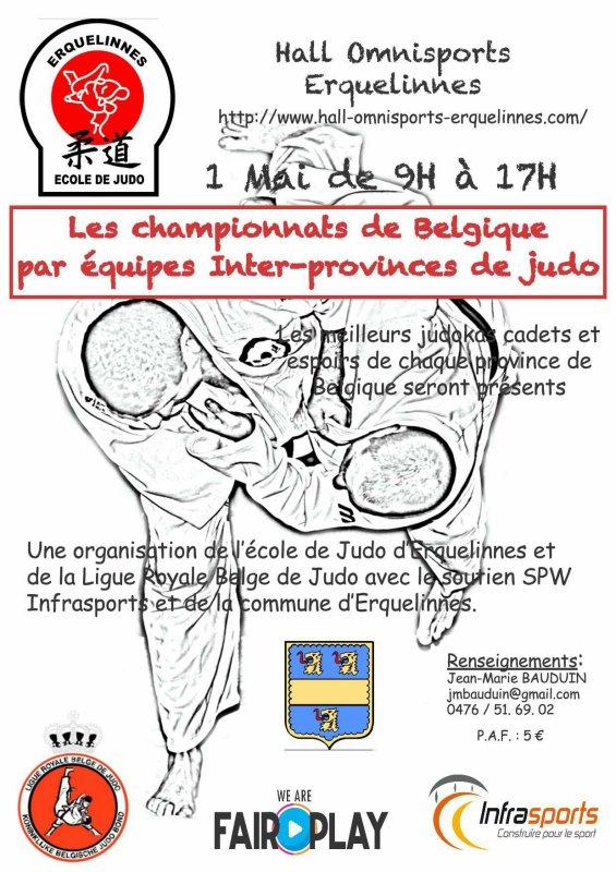 Championnat de Belgique jeunes par équipes