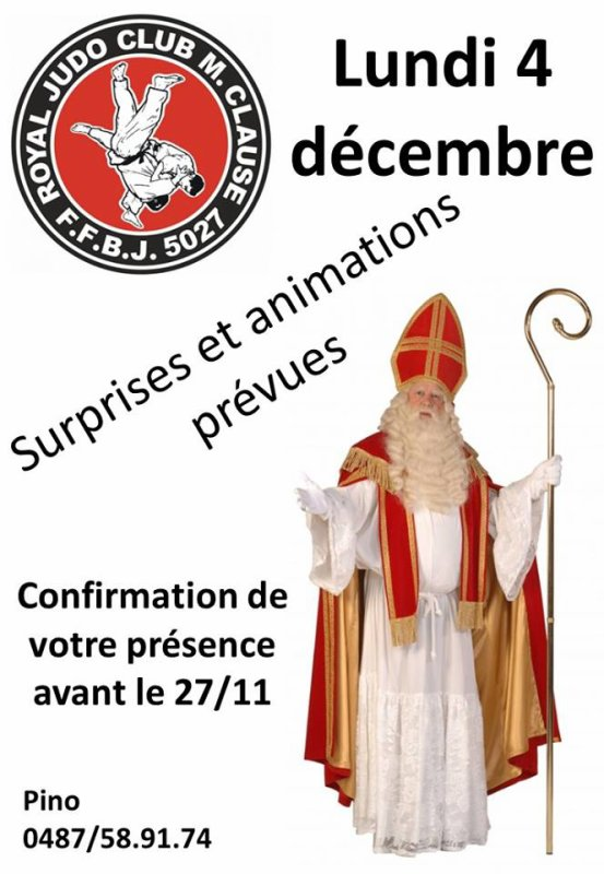 ho grand saint nicolas....