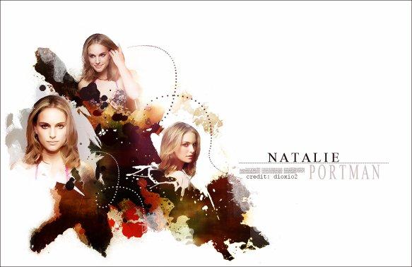 Natalie Portman, ou celle que j'admire depuis douze ans.