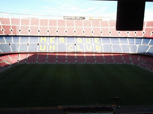 Estadia del F.C.Barcelona
