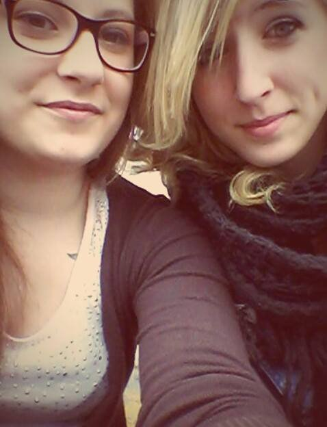 Une meilleure amie, c'est une soeur que la vie a oublié de nous donner.♥