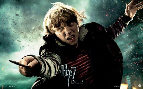 Rupert Grint- Ronald Weasley