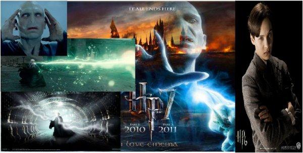 Création sur Voldemort, de moi ^^