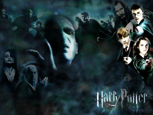 Harry Potter et l'Odre du Phénix