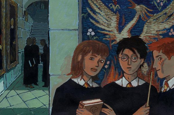 Illustation Harry Potter