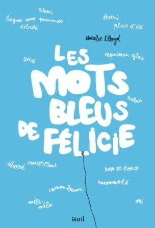 Les mots bleus de felicie