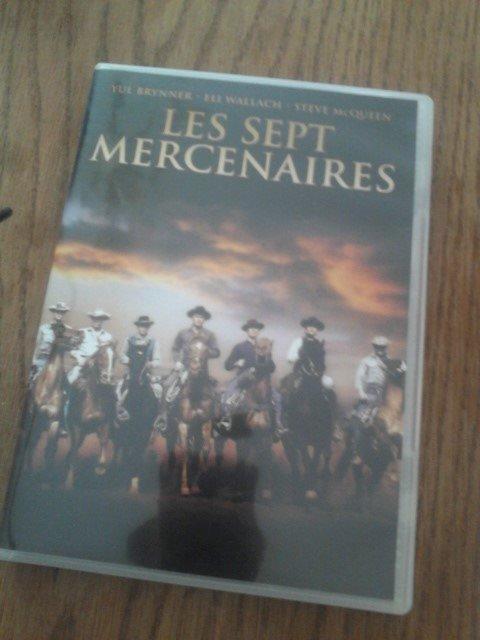 LES SEPT MERCENAIRE (MAGNIFICIENT SEVEN)