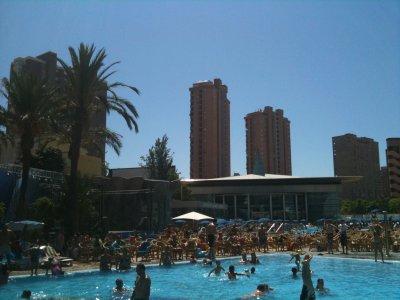 piscine à bénidorm