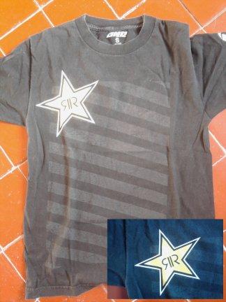 Tshirt Rock star