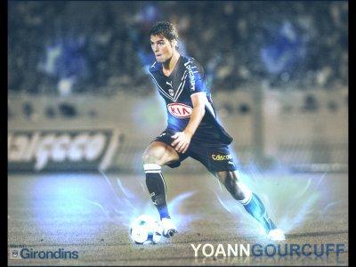 Yoann Gourcuff : jeune espoir du football français